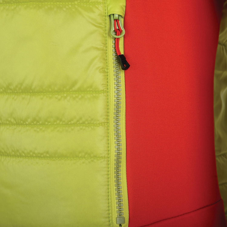 Dare 2b - Chaqueta híbrida para Color Hombre, Hombre, Color para Lmpnch/Dngrr, tamaño Large ec8d35