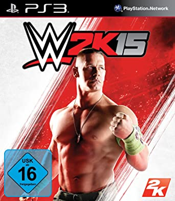 Wwe 2k15 Playstation 3 Amazonde Games