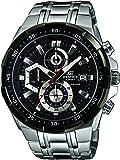 Casio Edifice Men's Analogue Quartz Watch with Stainless Steel Bracelet – EFR-539D-1AVUEF
