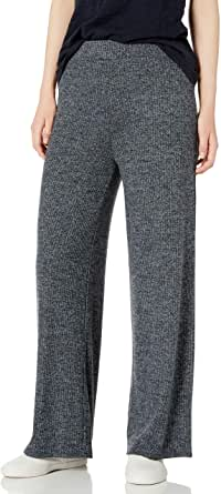 Daily Ritual Amazon Brand Women's Cozy Knit Rib Lounge Pant