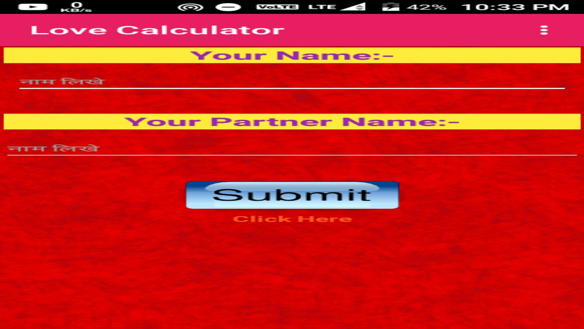 Amazon.com: Love Calculator: Appstore for Android