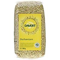 Davert Buchweizen, 4er Pack (4 x 500 g) - Bio