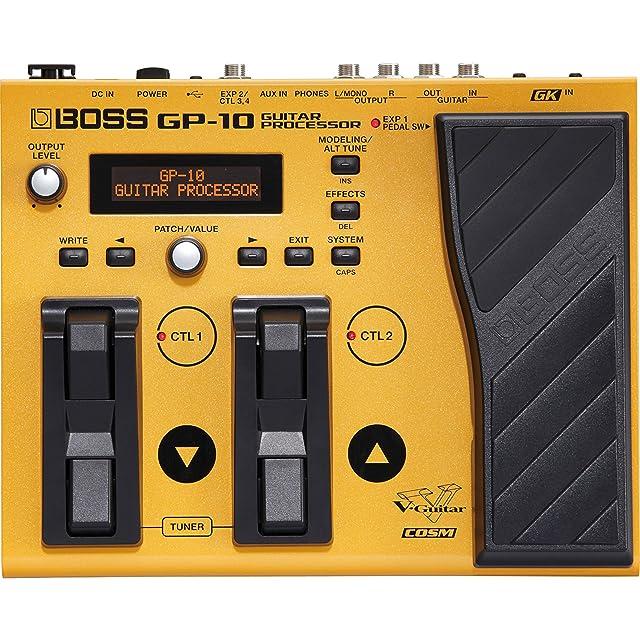 リンク:GP-10 Guitar Processor