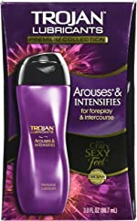 Trojan Arouses and Intensifies Lubricant, 3 Fluid Ounce