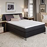 Simmons Beautyrest ComforPedic from Beautyrest 12-inch King-Size NRGel Memory Foam Mattress