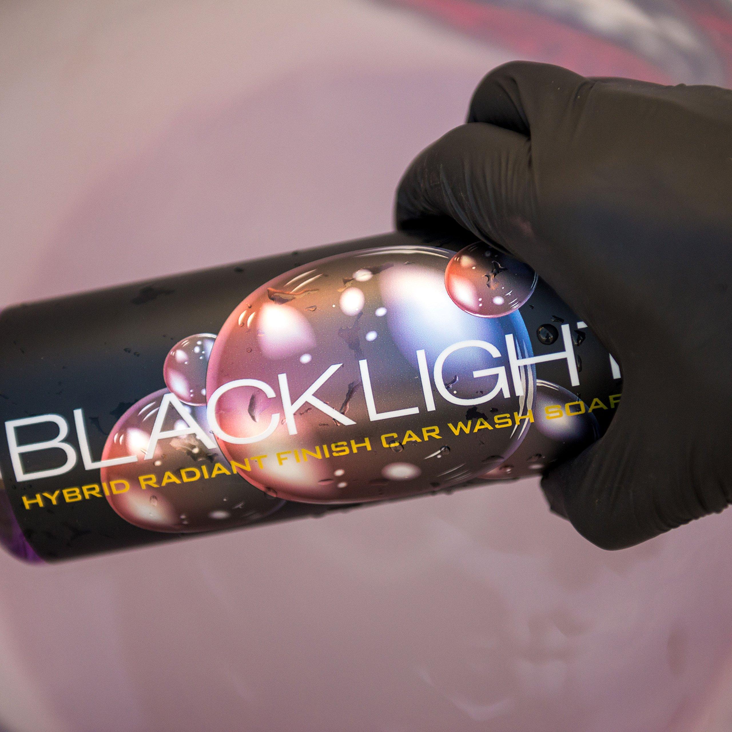 Chemical Guys CWS61964 Black Light Hybrid Radiant Finish Car Wash Soap (64 oz - 1/2 Gallon) by Chemical Guys (Image #3)