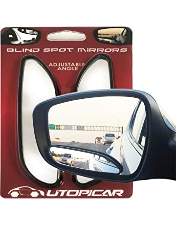 Blind Spot Mirrors. long design Car Mirror for blind side by Utopicar for  traffic safety 246ebeabe109