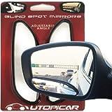 Blind Spot Mirrors Long Design Car Mirror for Blindspot by Utopicar Car Accessories   Automotive Rear View Door Mirrors…
