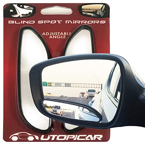 Utopicar Blind Spot Mirrors – Long Design