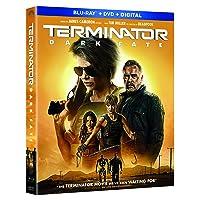 Terminator: Dark Fate [Blu-ray] DVD