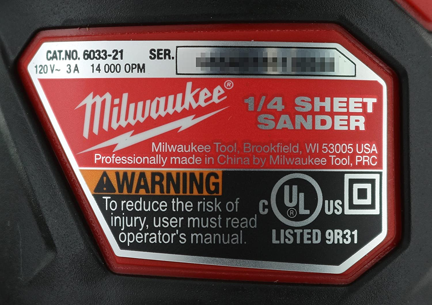 Milwaukee 6033-21 featured image 7