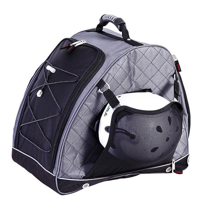 Amazon.com: athalon climatizada bolsa para botas: Sports ...