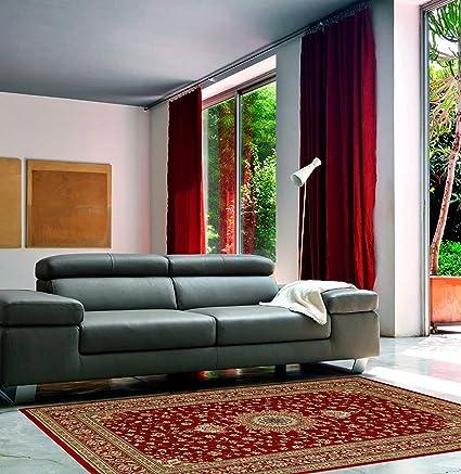 Sobel Alfombra de decoración, Polipropileno, 160 x 235 cm