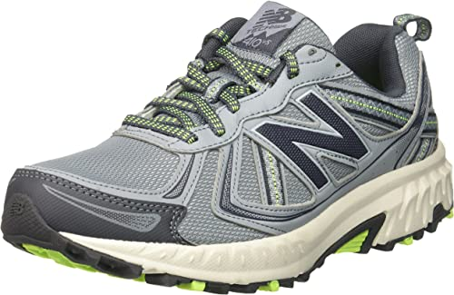 Amazon.com | New Balance Women's WT410v5 Cushioning Trail Running ...