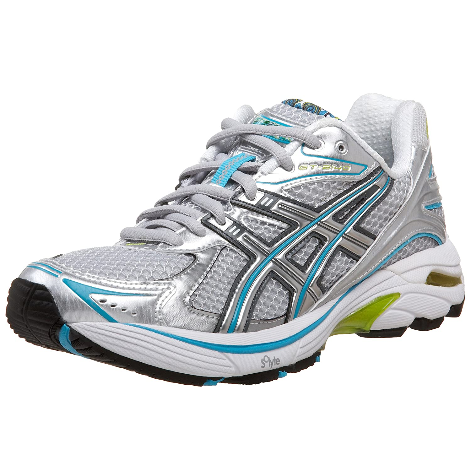 Details about Asics GT 2140 Running Cross Training Shoes White Blue Women's Sz 6