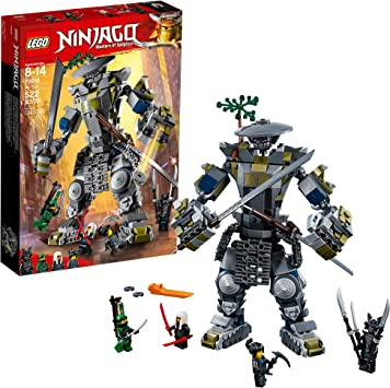 Amazon.com: LEGO NINJAGO Masters of Spinjitzu: Oni Titan ...