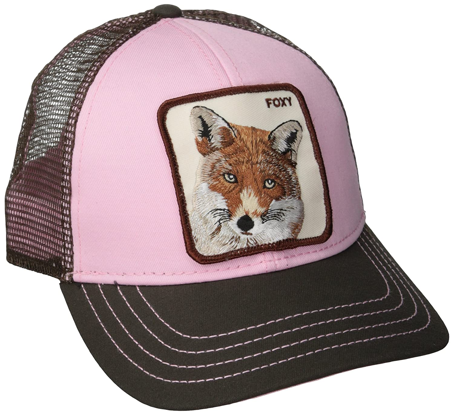 Goorin Bros. Mens Foxy Baby Hat, Pink One Size at Amazon Mens Clothing store: