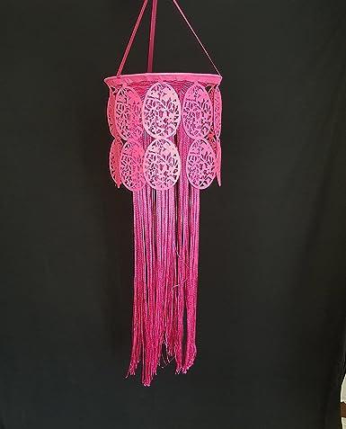 Light Lamp Kandil Shade For Home Diwali Festival Decoration Lantern Fabric