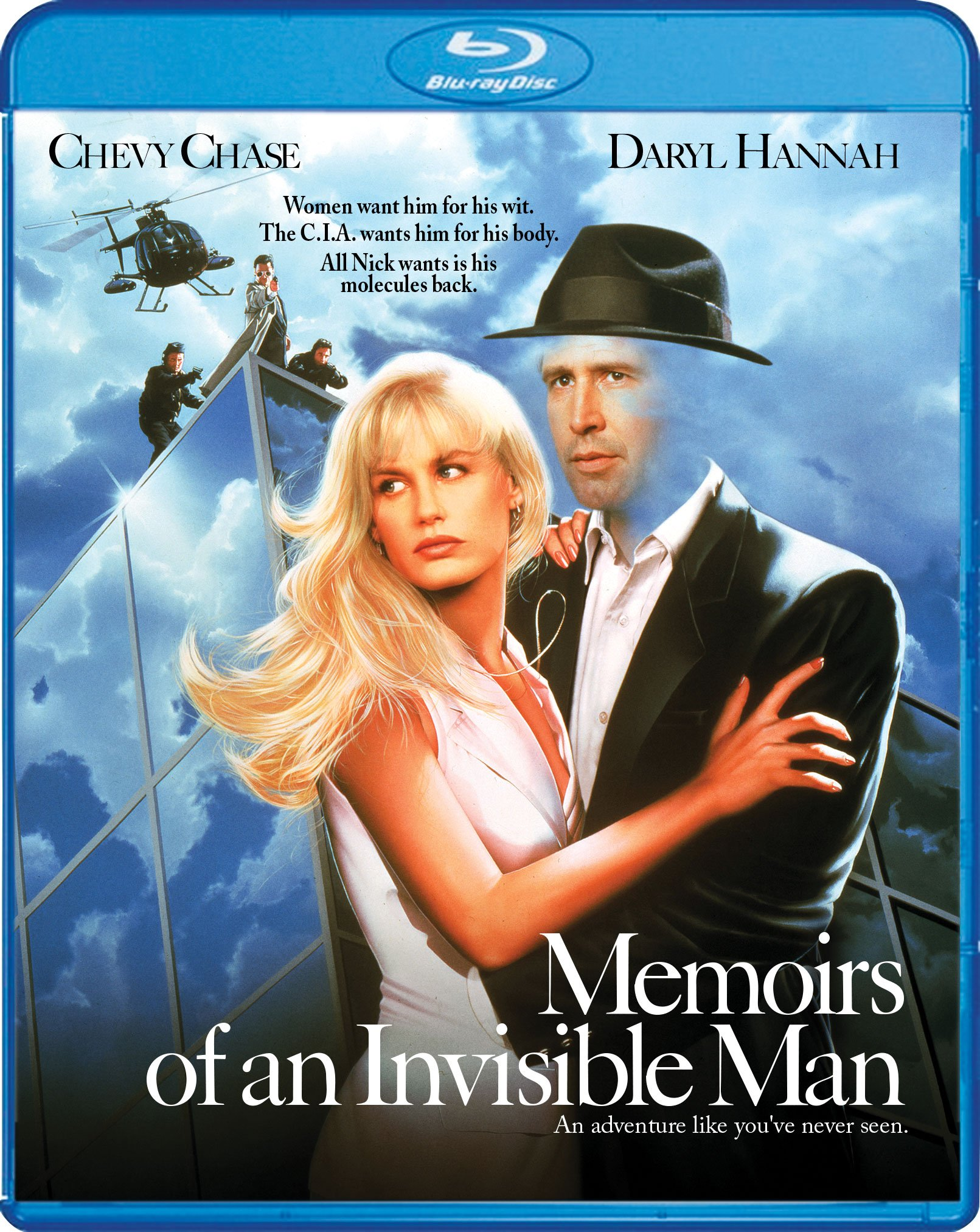 Blu-ray : Memoirs Of An Invisible Man (Widescreen, Dubbed)