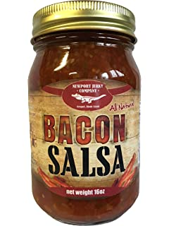 Bacon Salsa (Gourmet & All Natural)