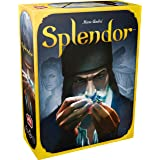 Splendor Bilingual English/French - A Board Game by Space Cowboys 2-4 Players - Board Games for Family 30-60 Minutes of Gamep
