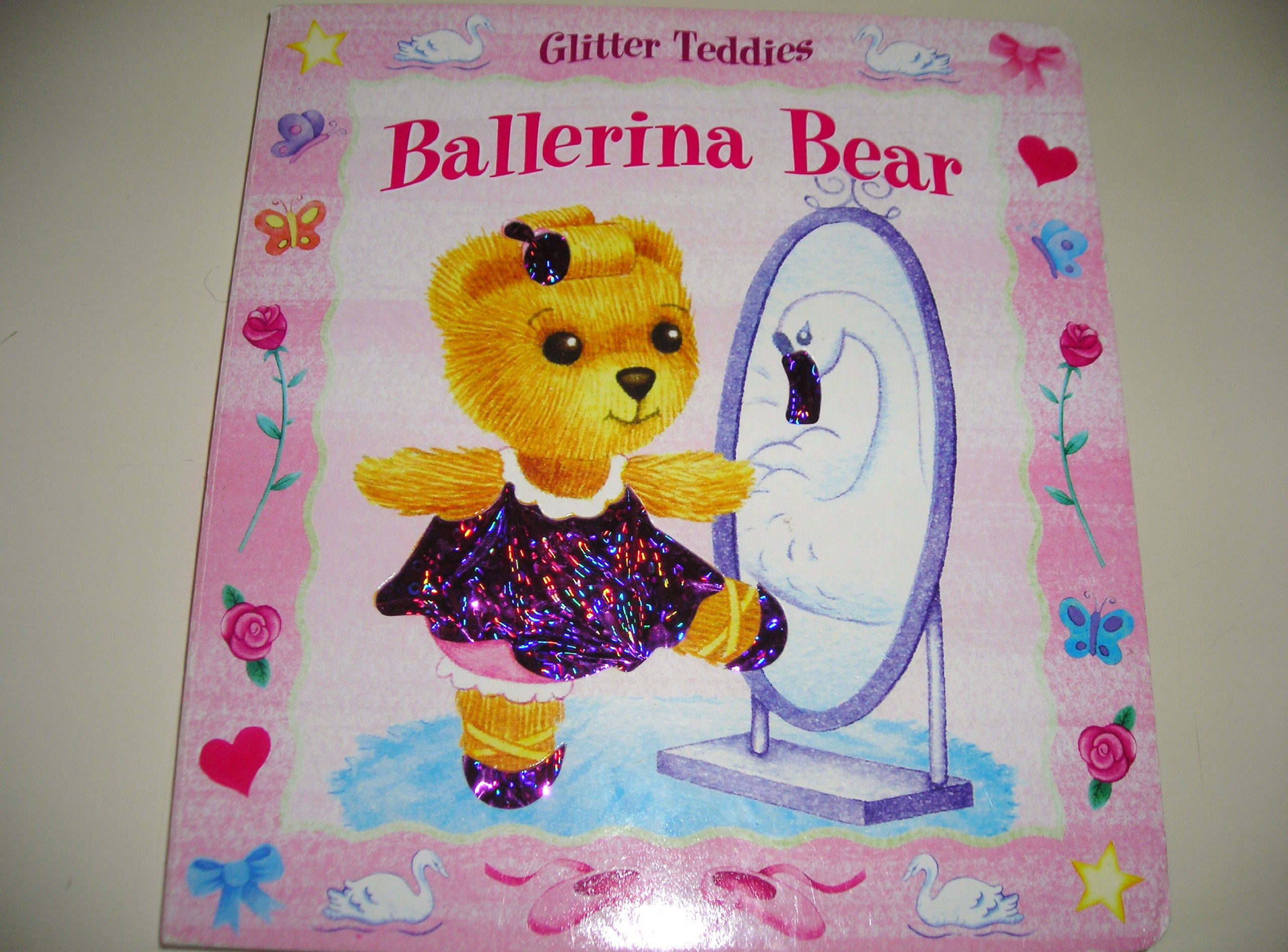 Read Online Ballerina Bear (Glitter Teddies) pdf epub