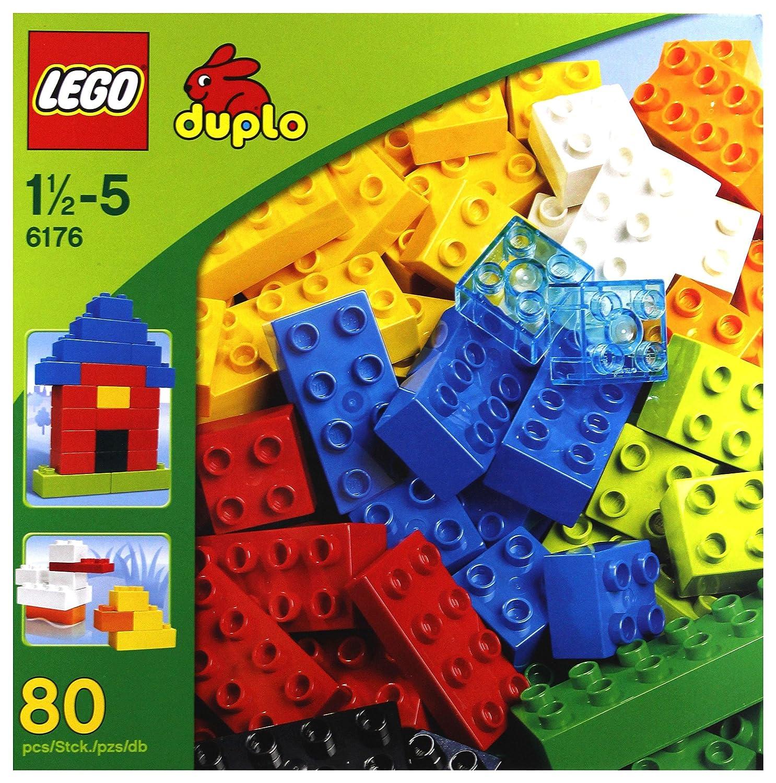 LEGO Duplo 6176 6176 6176 - Grundbausteine 233450
