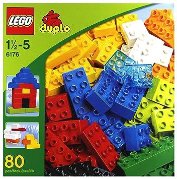 Lego Duplo Bloques Básicos 6176 Amazones Juguetes Y Juegos