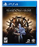 Middle Earth Shadow of War Gold Edition Playstation 4