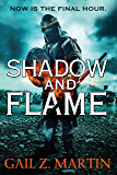 Shadow and Flame (The Ascendant Kingdoms Saga Book 4)
