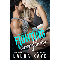 Fighting for Everything (Warrior Fight Club Book 1) (English Edition)