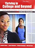 Thriving in College & Beyond: Strategies for Academic Success and Personal Development: Concise Version - Text