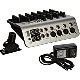 Monoprice 615808 8-Channel Audio Mixer with USB