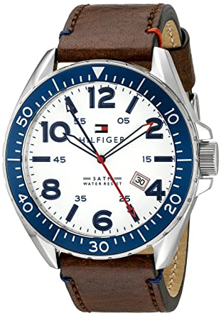 d82f77384f6 Tommy Hilfiger 1791132 - Reloj de Pulsera Hombre