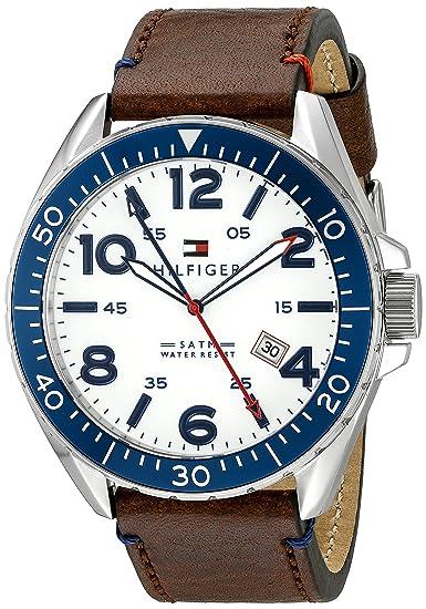 Tommy Hilfiger 1791132 - Reloj de Pulsera Hombre 5fafb4ca501c