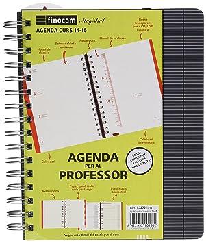 Finocam 8422952101932 - Agenda escolar semanal en catalán ...