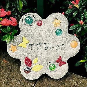 Mosaic Stepping Stone Kit-Kids' Garden