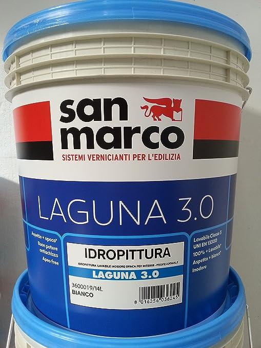 San Marco Laguna 3 0 Peinture Acrylique Lavable Inodore Pour