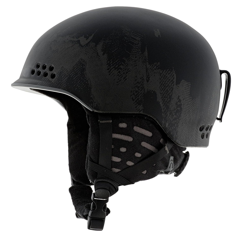 K2 Rival Pro Ski Helmet Black Small K2 Skis S1308003012 1034002.1.1.S/_black