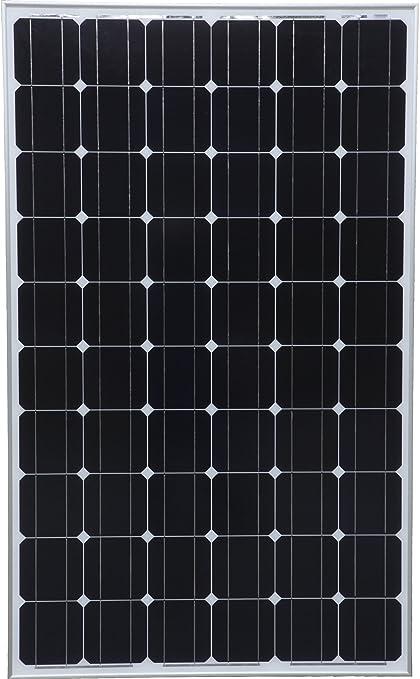 Amazon.com : Grape Solar GS-S-250-Fab5 250-Watt Monocrystalline ...