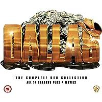 Dallas - Complete Season 1-14 [1978] [Import anglais]