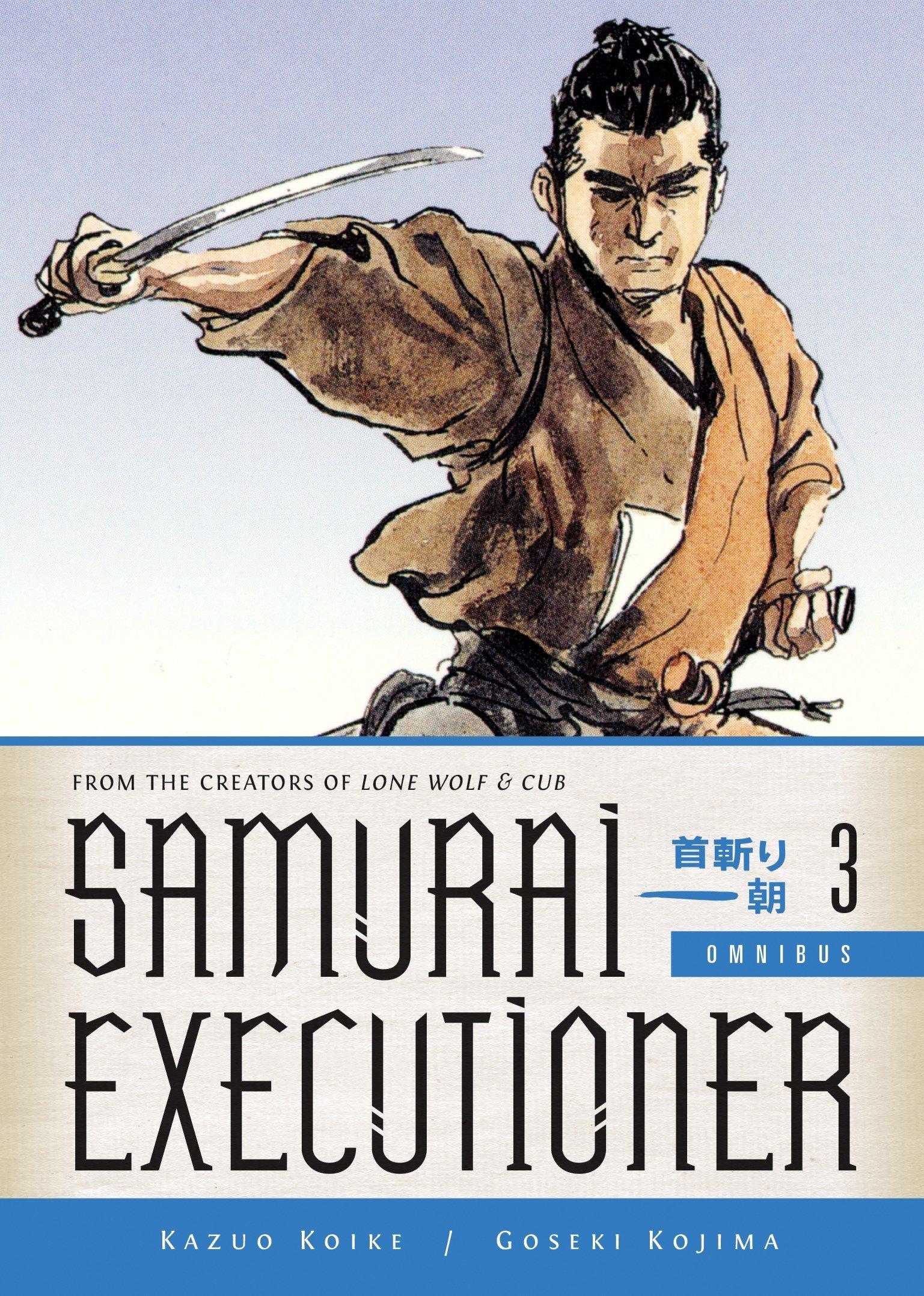 Download Samurai Executioner Omnibus Volume 3 pdf epub