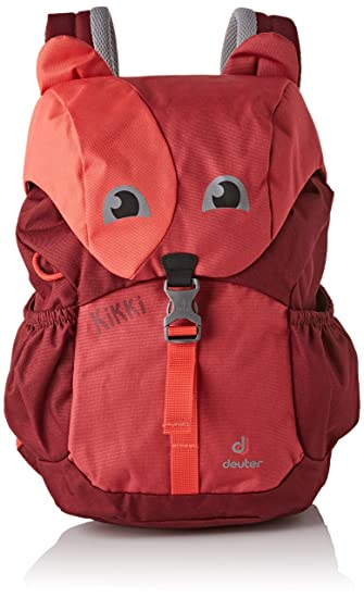 Amazon.com | Deuter Kikki Kids Backpack (Cardinal/Maroon) | Kids Backpacks