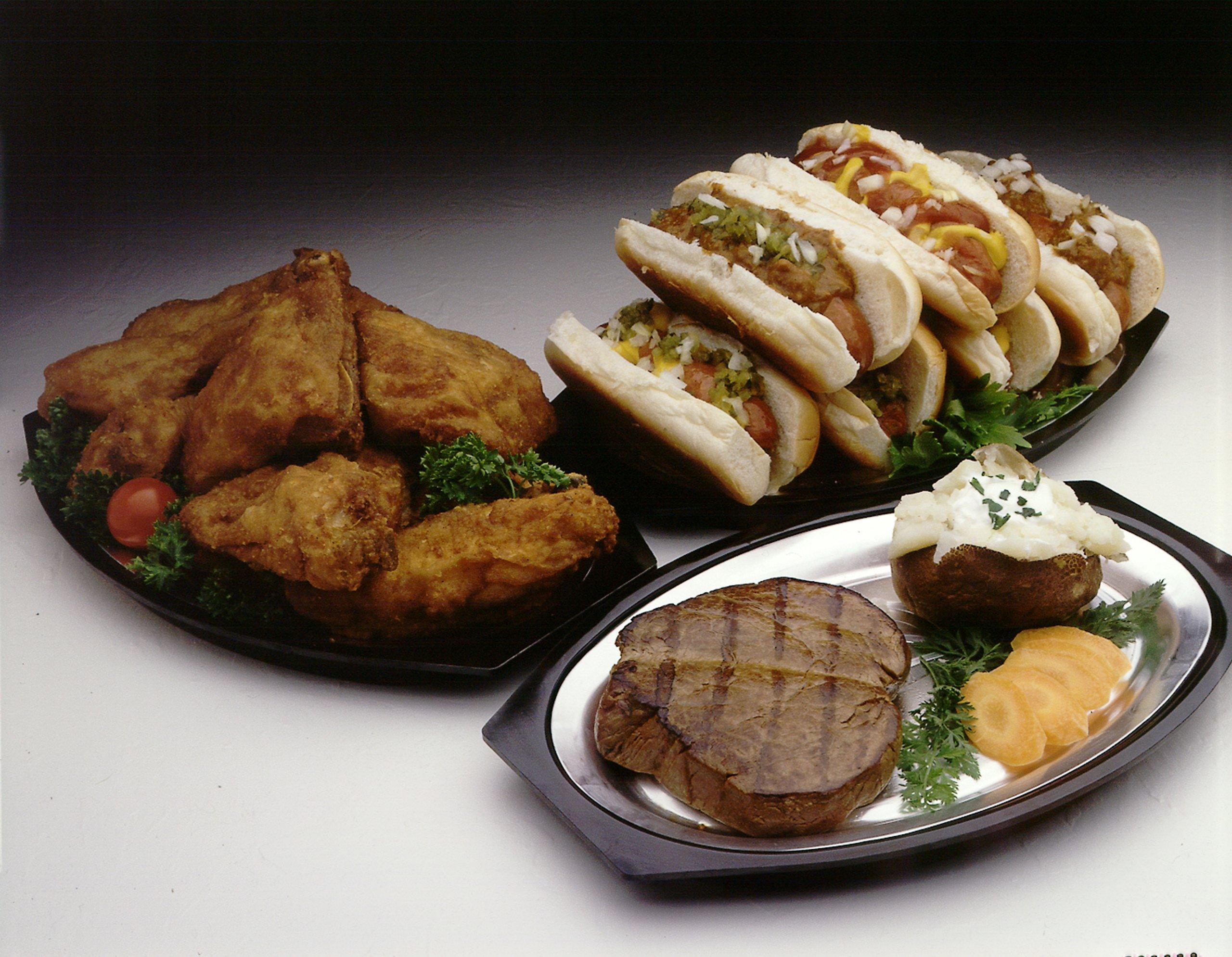 Nordic Ware Steak 'n Fajita Platter Server