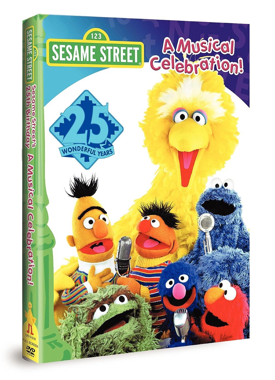 Sesame Street: 25th Birthday Celebration Caroll Spinney Martin P. Robinson Fran Brill Jerry Nelson