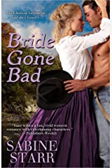 Bride Gone Bad (Gone Bad, Book 3) Kindle Edition