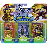 Skylanders Swap Force - Triple Character Pack - Scorp, Chop Chop, Sprocket (Xbox 360/PS3/Nintendo Wii U/Wii/3DS)