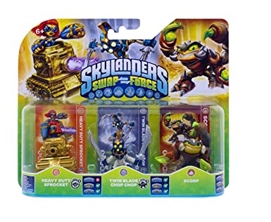 Image Unavailable. Image not available for. Colour  Skylanders Swap Force  ... 82a61c3e29cca