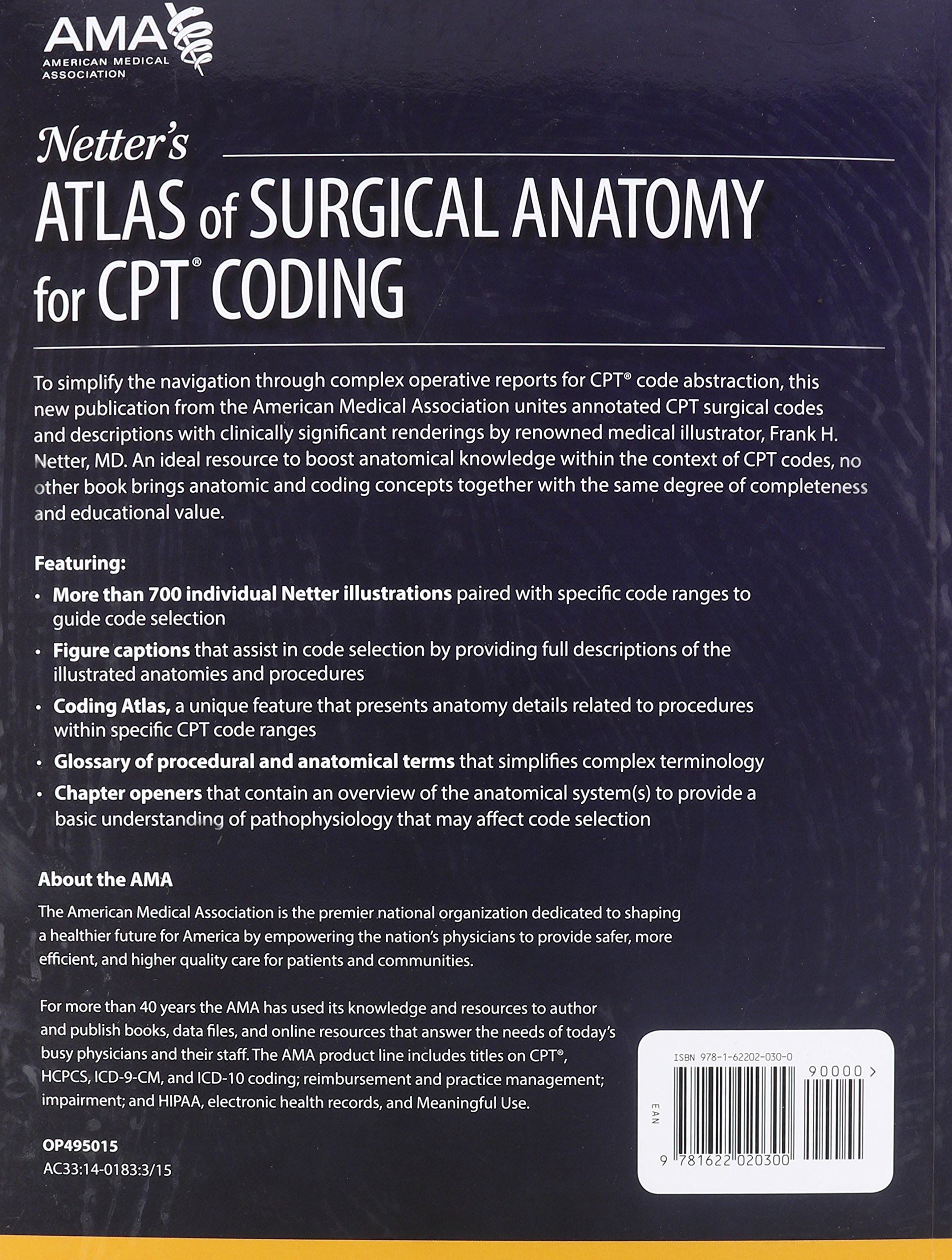 Buy Netters Atlas Of Surgical Anatomy For Cpt Coding Book Online At