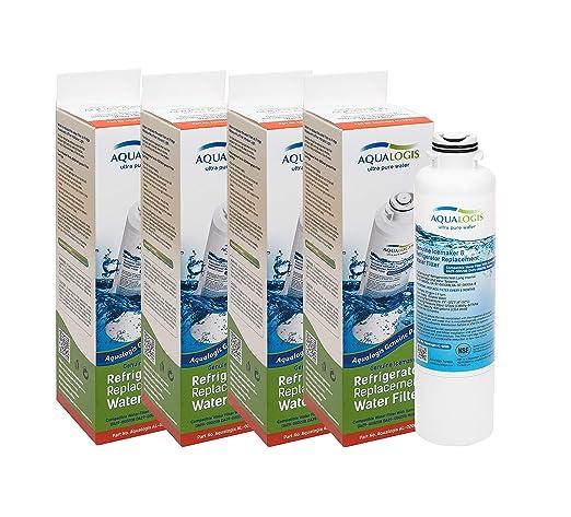 4 x AL-020B filtro de recambio para Samsung DA29-00020B, DA29 ...